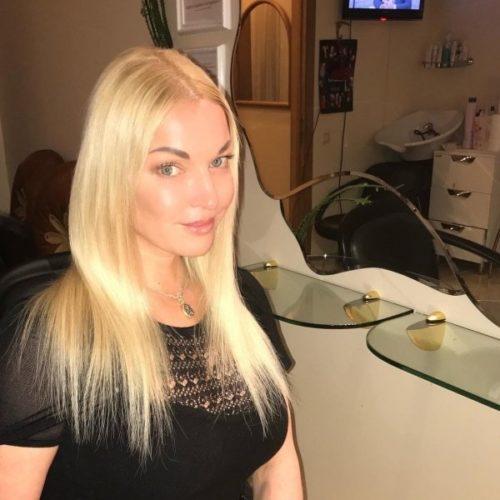 Анастасия Волочкова кардинально сменила имидж: подробности от 19.03.2018